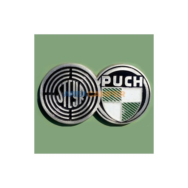 STEYR PUCH emblem for VW T3 Syncro