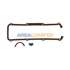 Rocker cover set VW T3 Diesel (01/1981-07/1992) and VW T4 1.8L (PD), 2.0L (AAC), cork