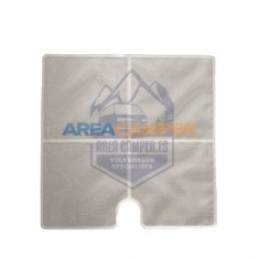 Mosquito net for Westfalia skylight on VW T3 and VW T4 rigid roof
