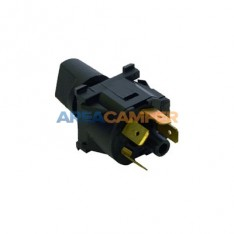 Blower fan switch for vehicles without A/C (4 pins), VW T3 and T4 (1991-1996)