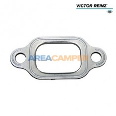 Seal between cylinder head output (cylinders 1 and 4) and left heat exchanger 2.0L (CU) engine