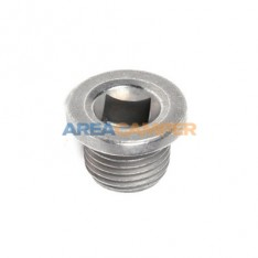 Blanking plug M16 x 1.5 for the sump Turbo oil return line