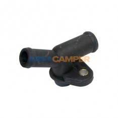 Water flange on cylindeer head for 2.4L D and 2.5L petrol engines, 11/1990-12/1995