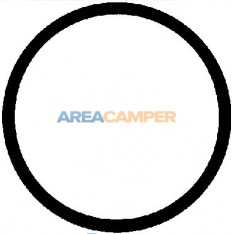 Ø 93.0x104x1.2 mm cylinder liner steel gasket VW T2 and VW T3 2.0L aircooled engines, 08/1973-12/1982