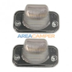 License plate LED light (09/1990-06/2003), 2 units