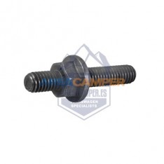 Double thread stud M6x22 mm / M6x14 mm