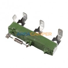 Resistor for rear heater blower, VW T3 and VW T4 DOKA (pick-up)