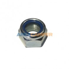 Self locking nut M18x1.5 for radius rod