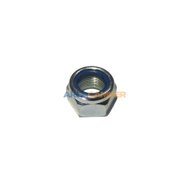 Self locking nut M18x1.5 for radius rod (09/1984-07/1992)
