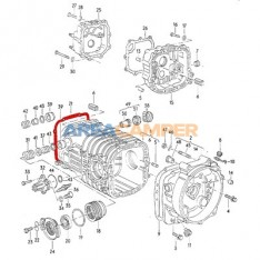 Intermediate seal, 4 and 5 speed gearboxes on watercooled engines (12/1982-07/1992)