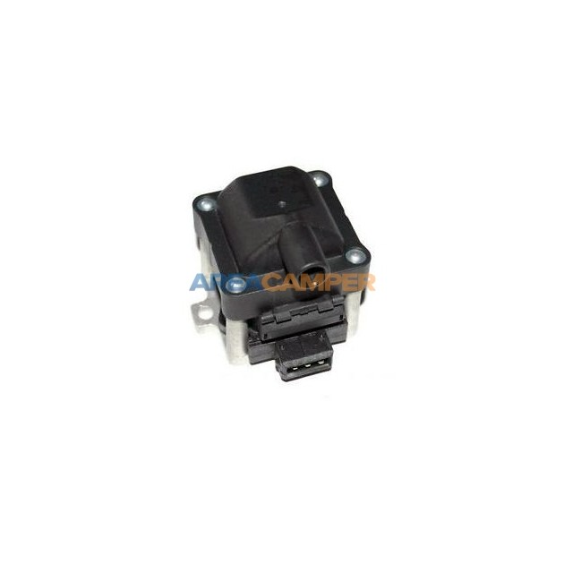 Ignition coil 3 pins VW T4 petrol engines 2.0L (AAC) and 2.5L (ACU,AAF,APL,AVT)