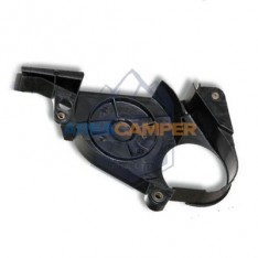 Toothed belt lower guard for VW T4 1.9L D (1X) and 1.9L TD (ABL), 09/1990-03/1993