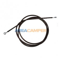 Cable for sliding curtains, 1.25 mts, brown