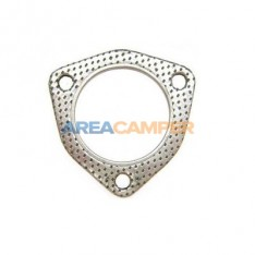 Gasket between intermediate exhaust and rear silencer or catalytic converter, 1.9L and 2.1L petrol engines