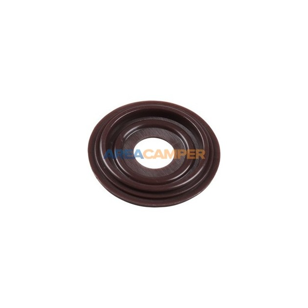 Window winder seal base VW T2, T3 (08/1967-07/1992), brown
