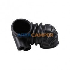 Air intake boot between air flow meter and throttle body,  2100 CC (DJ,MV,SR) engines, 08/1985-07/1992