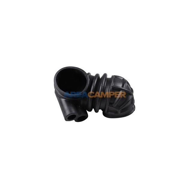 Air intake boot between air flow meter and throttle body, 2100 CC engines
