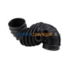 Air intake boot between air flow meter and throttle body,  2100 CC SYNCRO (DJ,MV,SR) engines, 08/1985-07/1992