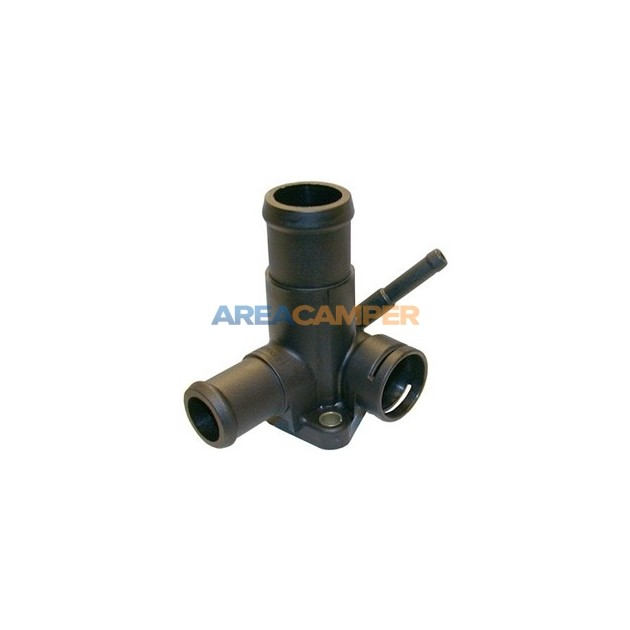 Water pipe flange on right side of cylinder head for 1.9L D (1Y) and 1.9L TD (AAZ) engines