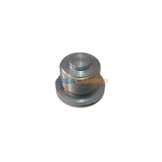 Oil pressure relief plug M22x1.5 VW T3 (05/1979-07/1992) 1.9L, 2.0L, 2.1L and VW T2 (08/1971-07/1979) 1.7L to 2.0L