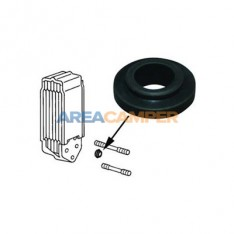 Oil cooler seal 22,7x10,8x8 mm  VW T2 (08/1969-07/1979) 1.6L to 2.0L, VW T3 (07/1979-12-1982) 1.6L and 2.0L