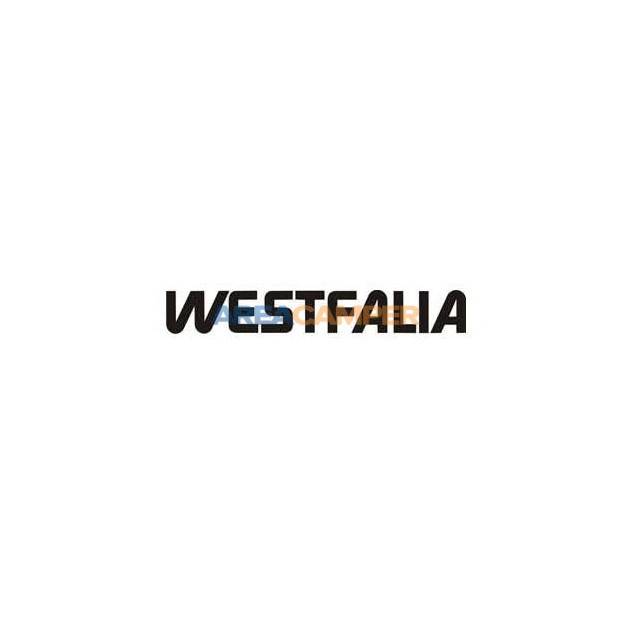 Westfalia decal 270 x 35 mm