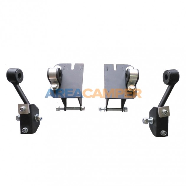 Mounting kit for rear stabilizer bar Ø19 mm