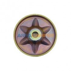 Oil strainer cover VW T2 (08/1971-07/1979) 1700 CC to 2000 CC and VW T3 2000 CC (05/1979-12/1982)