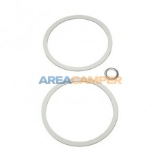 Oil strainer gasket set for VW T2 (08/1971-07/1979) 1.7L to 2.0L and VW T3 2.0L (05/1979-12/1982)
