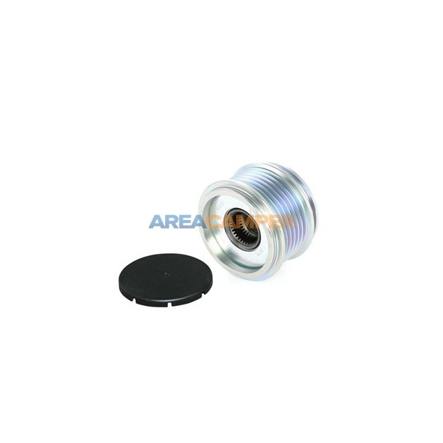 Alternator pulley for 1.9L D/TD/TDI (1Y AAZ AFN 1Z AHU) engines