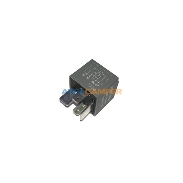 Relay 12V 70A for X contact relief relay VW T4 (1999-2003), 4 pins