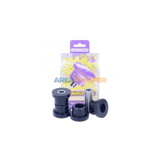 Rubber mount for wishbone, front
