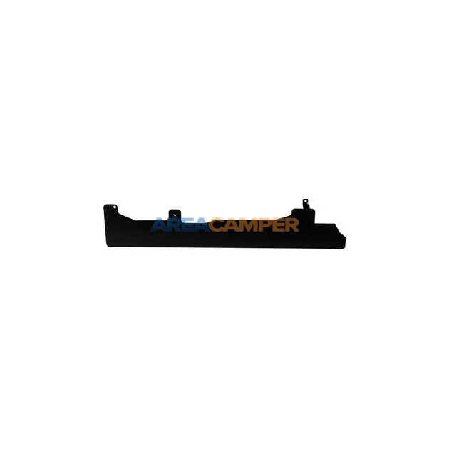 Heat shield for rear exhaust on VW T3 aircooled 1.6L (CT) and 2.0L (CU) engines