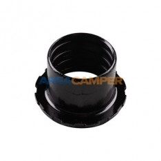 Wave bush for transmission bell housing