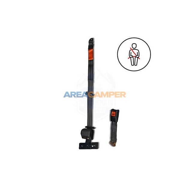 3 points rear automatic security, vertical anchor, 270 CM