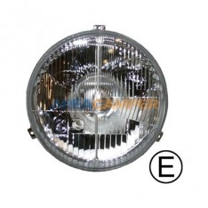 LHD H4 headlamp, without bulb holder, for the left or right side