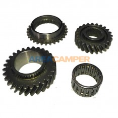 4th speed gear set R:23/28 (0,82) for 091 2WD 4 speed gearboxes on VW T3 aircooled engines