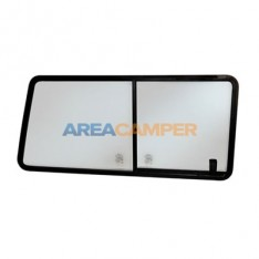 Right sliding rear window, clear