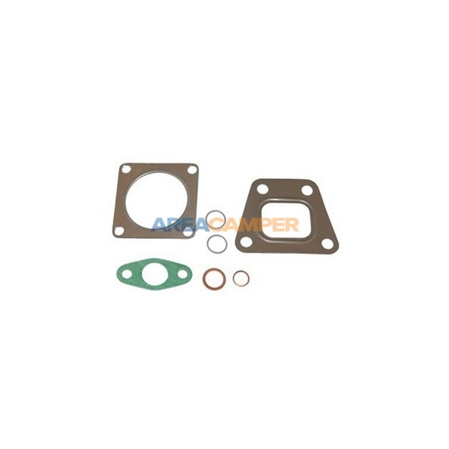 Gasket set for Turbo on VW T3 1.6L TD (JX) engines