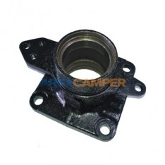 "Housing for rear wheel bearings VW T3 2WD and 4WD 14"", without ABS, reconditioned part"