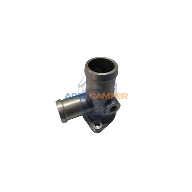 Coolant flange on cylinder head for Diesel engines, 01/1981-07/1992