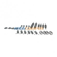 Rear drum brakes shoes fitting kit VW T4 (1991-1995), for both sides