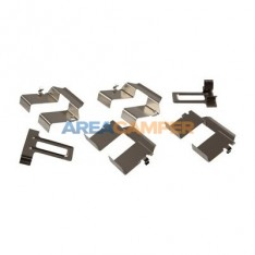 Retaining clip kit for VW T4 rear brake pads (05/1997-06/2003) with PR-2E3 system