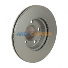 """Ventilated front brake disc for 15"""" rim Ø 280 X 24 mm (03/1996-06/2003), for ATE or Lucas system"""