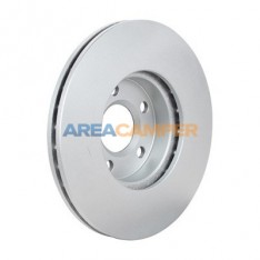 Ventilated front brake disc, 300 X 26 mm