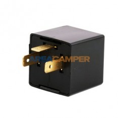 Indicator and hazard flasher relay, 12V 4x21W
