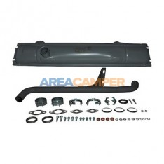 Kit silenciador trasero y cola de escape VW T2 1.6L (08/1973-07/1979)