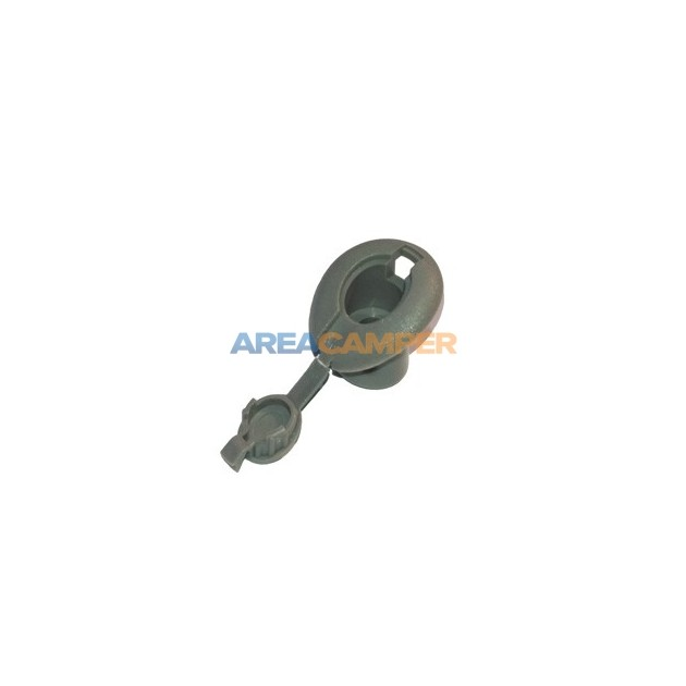 Right plug VW T4 (05/1998-06/2003), grey