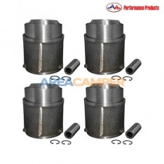 Barrel and piston set Ø94 mm VW T3 1.9L (DF,DG,DH,GW) engines, 08/1982-07/1992