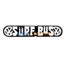 Surf Bus sticker, 20x4 cm,...